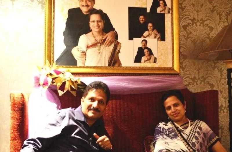 Nikhil Jain's Parents