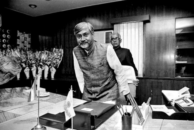 Nitish Kumar On His First Day As Union Minister