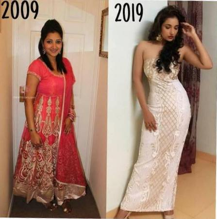 Rupali Bhosale Comparing Herself With Her 10 Years Younger Self