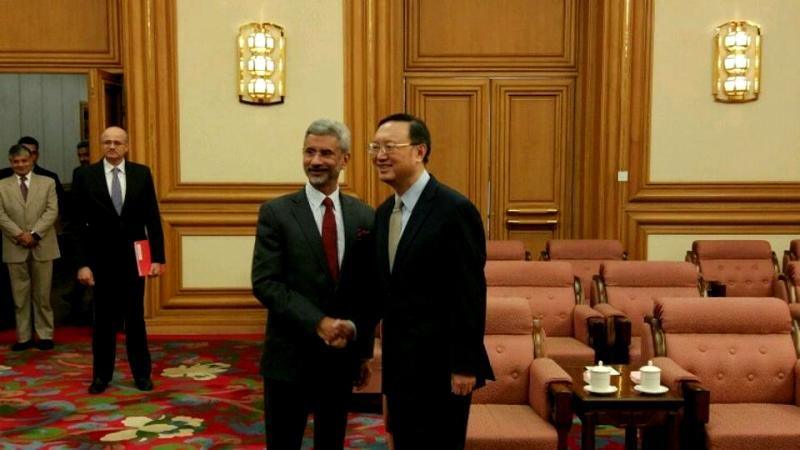 S Jaishankar As India's Ambassador To China