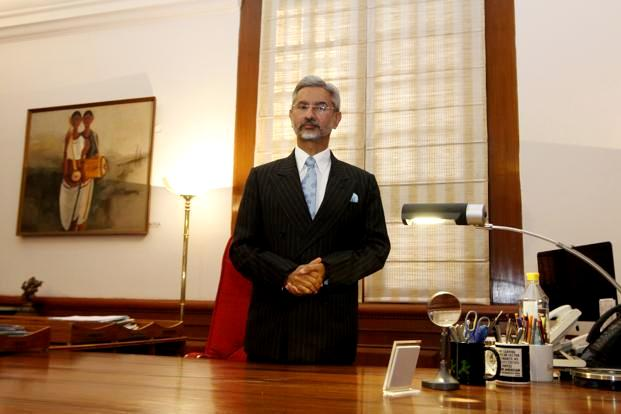 Subrahmanyam Jaishankar In Office