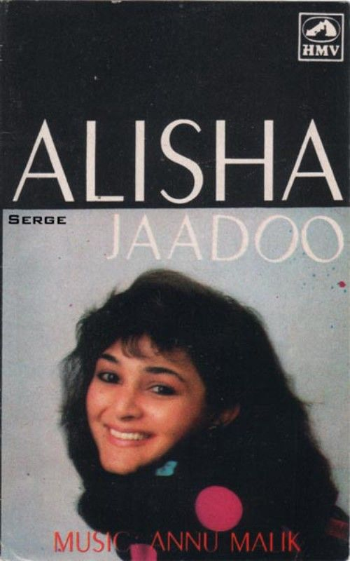 Alisha Chinai's First Album- Jaadoo