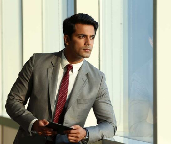 Anuj Sachdeva as a model