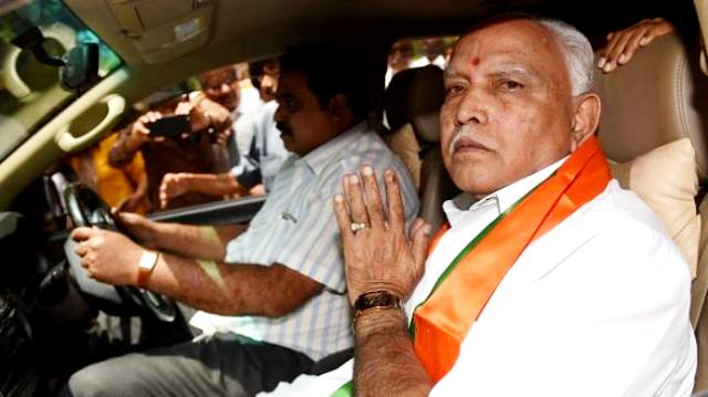 BS Yediyurappa After Resigning As The CM