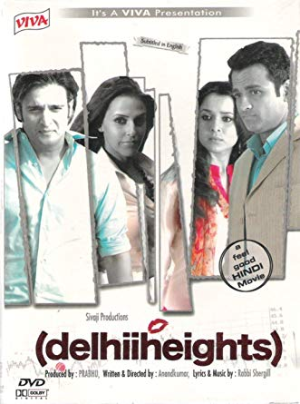 Delhii Heights film poster