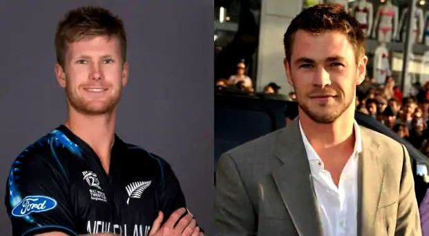 James Neesham & Chris Hemsworth