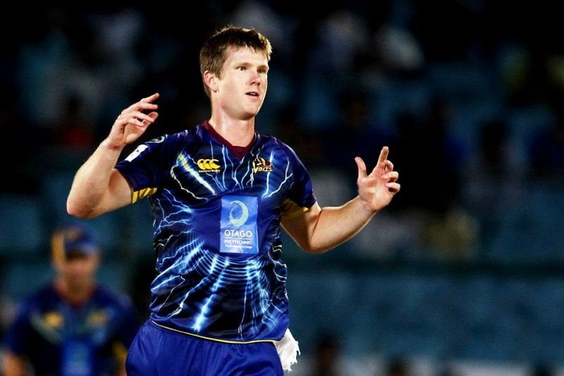 James Neesham Playing In The Champions League T20