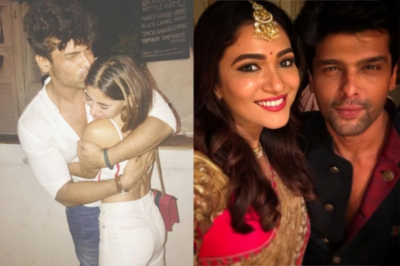 Kushal Tandon with Ridhima Pandit