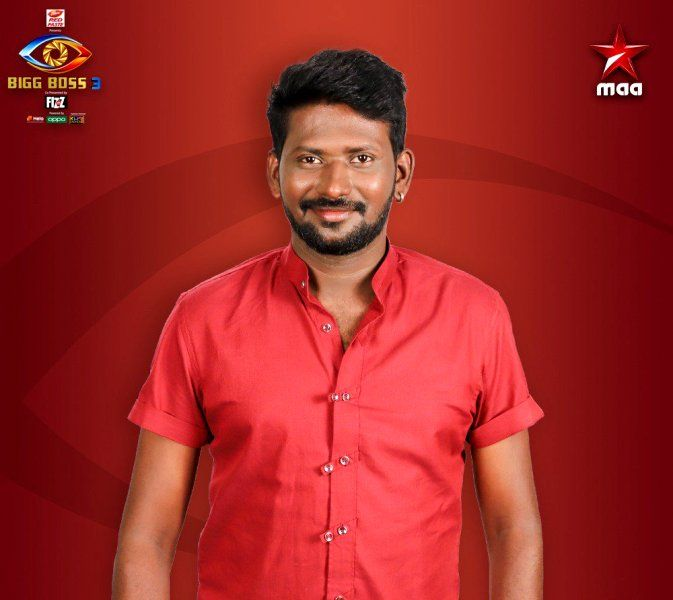 Mahesh Vitta Announced As A Participant In Bigg Boss Telugu (Season 3)