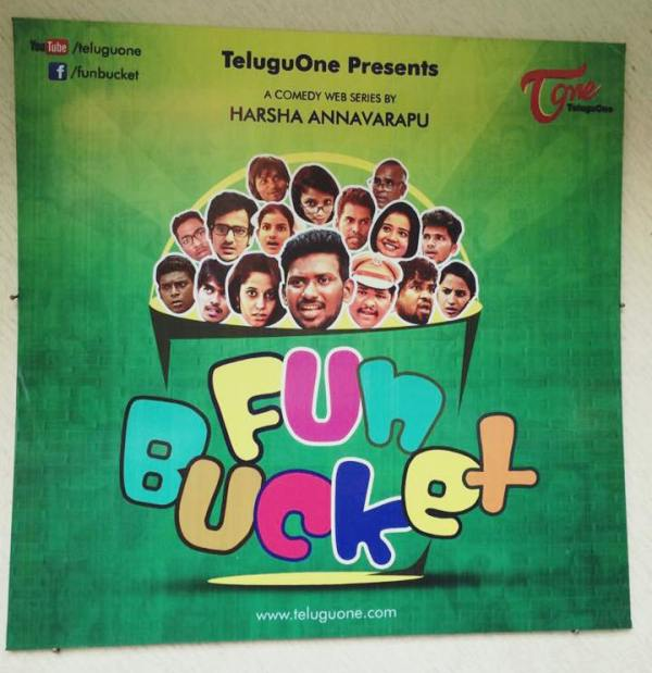 Mahesh Vitta's Web Series Fun Bucket