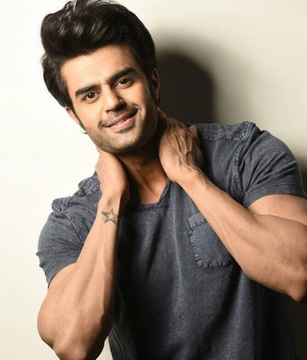 Manish Paul's Tattoo