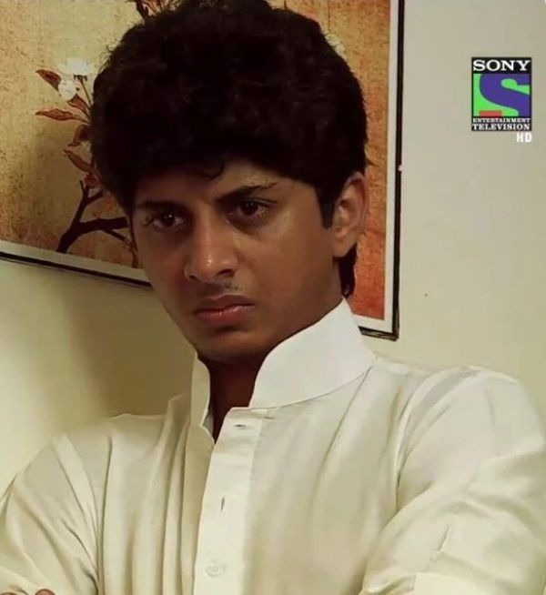 Mayur More In A Scene From The TV Serial 'Crime Patrol'