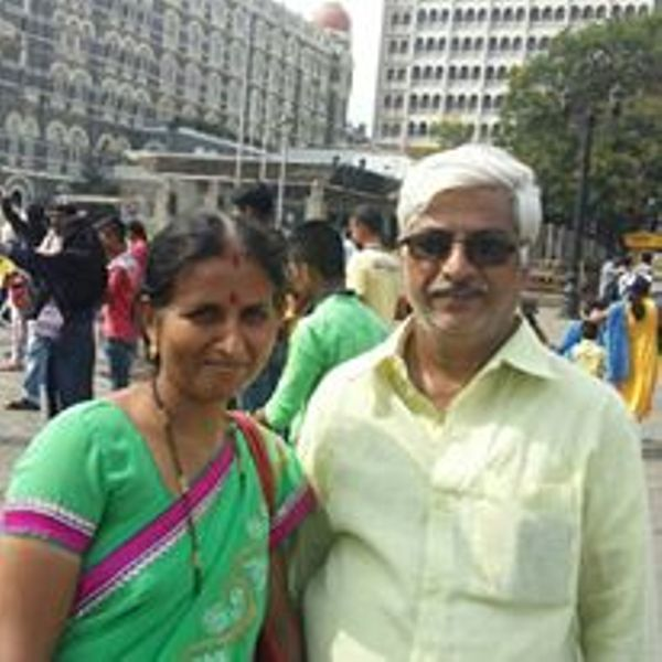 Mayur More's Parents