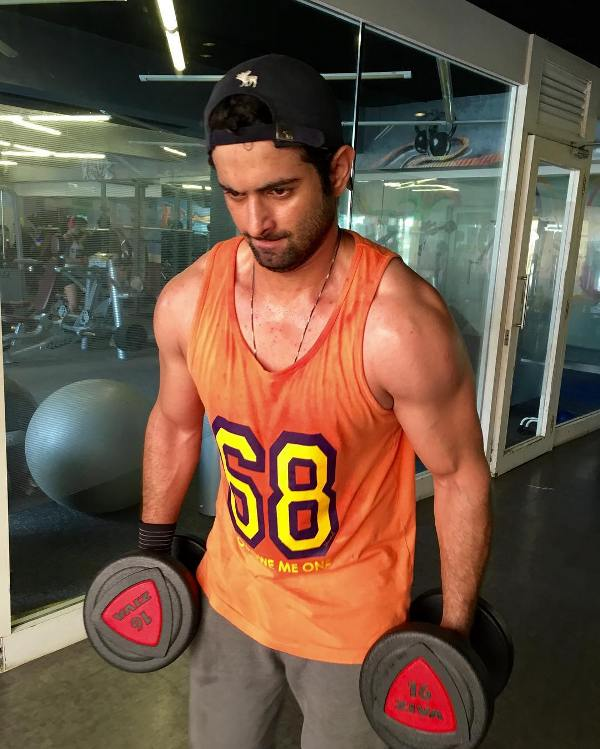 Mudit Nayar Gymming