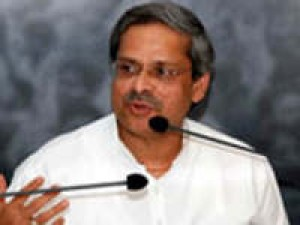 Parakala Prabhakar as the spokesperson of Prajarajyam Party