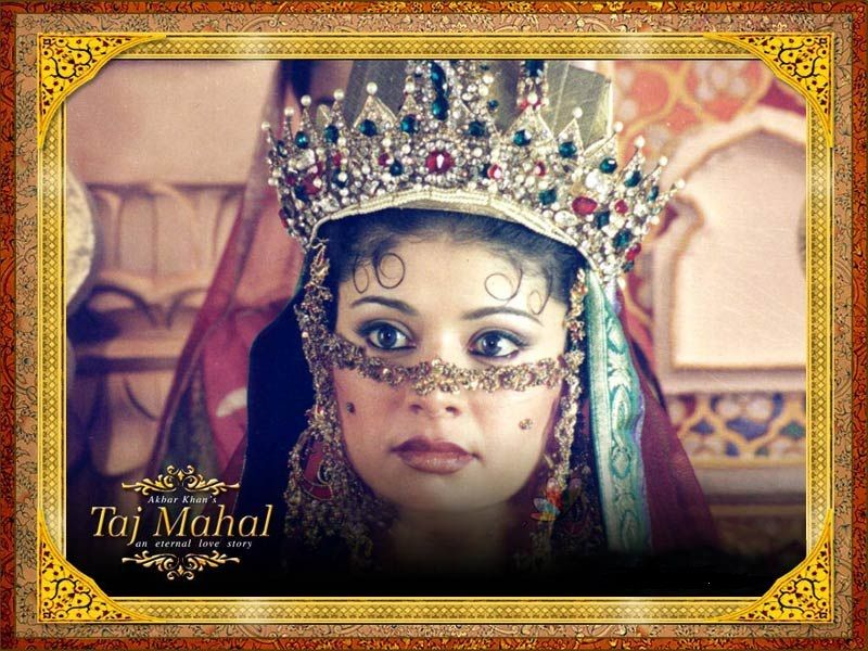 Pooja Batra in Taj Mahal: An Eternal Love Story
