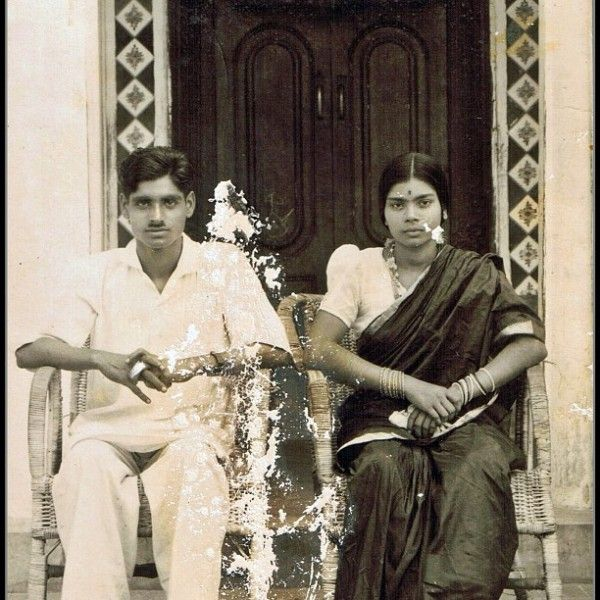Prakala Prabhakar parents