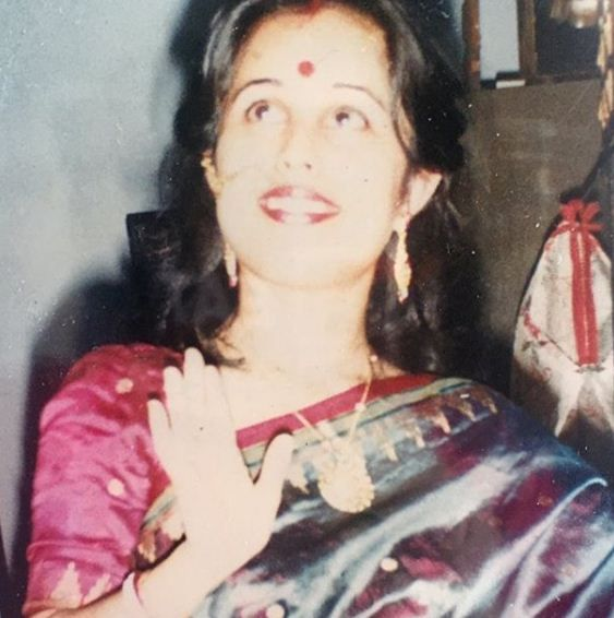 Priya Banerjees mother