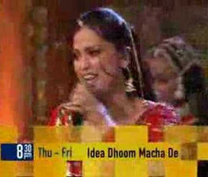 Richa Sharma In 'Dhoom Macha De'