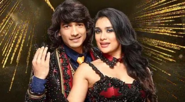 Shantanu Maheshwari and Nityaami Shirke in Nach Baliye 9