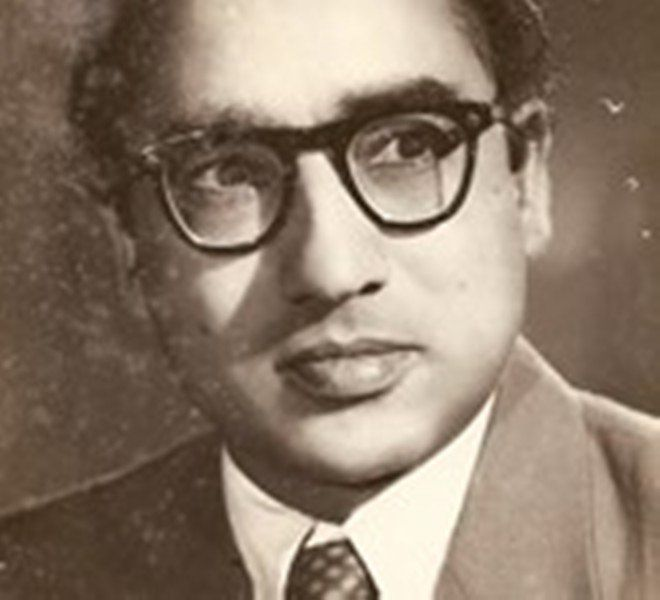 Sharmin Segal's grandfather Mohan Segal