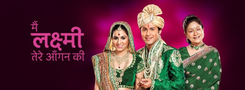Shraddha Arya Television Debut as an actress-Main Lakshmi Tere Aangan Ki