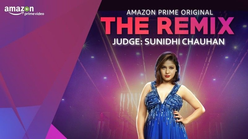 Sunidhi Chauhan As Judge