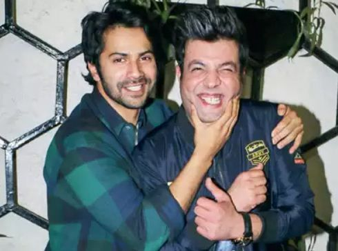 Varun Sharma and Varun Dhawan