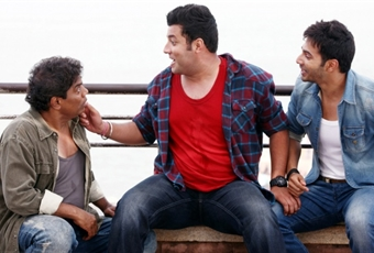 Varun Sharma in Dilwale