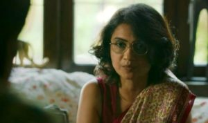 Amruta Subhash as Kusum Devi in Sacred Games