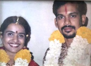 Amruta Subhash's Wedding Picture