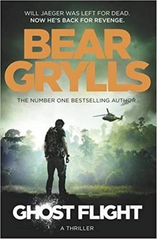 Bear Grylls Novel Ghost Fight