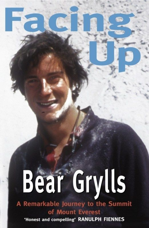 Bear Grylls First Book- Facing Up