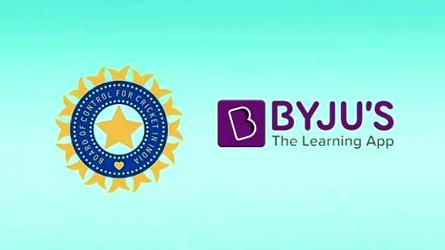 Byju's-The Official Sponsor Of The Indian Cricket Team Jersey