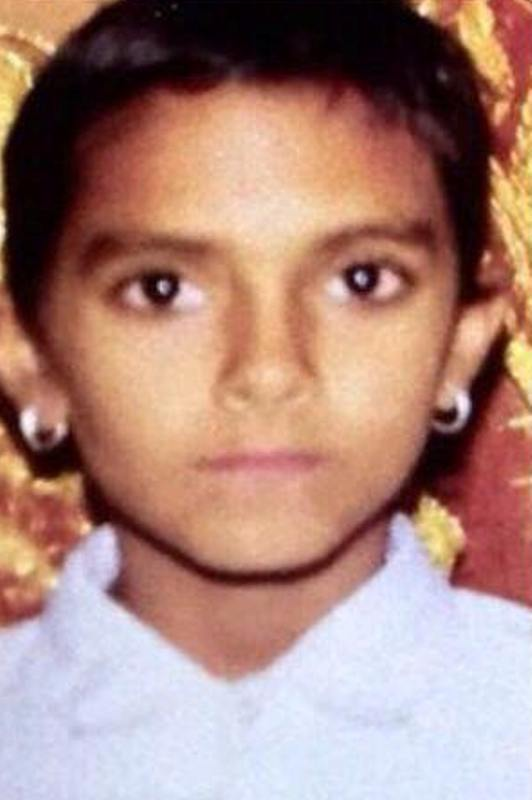 Geeta Phogat As A Child