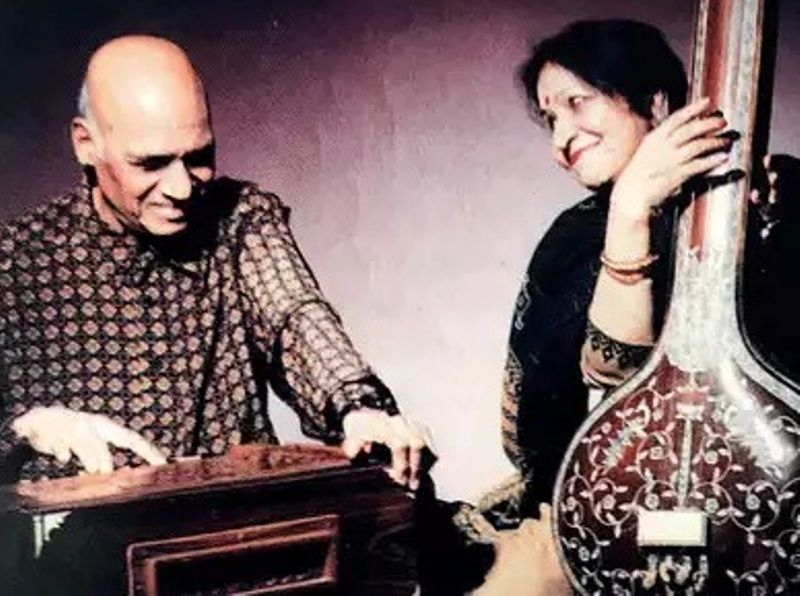 Jagjit Kaur With Khayyam
