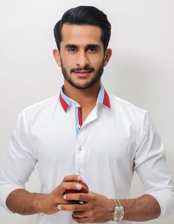 Pakistani Cricketer Hasan Ali
