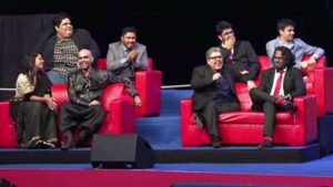 Raghu Ram at AIB Knockout Show