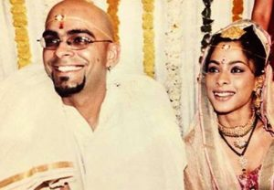 Raghu Ram's First Wedding Picture