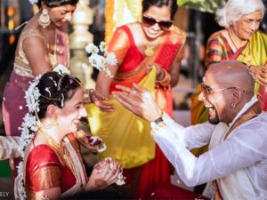 Raghu Ram's Second Wedding Picture