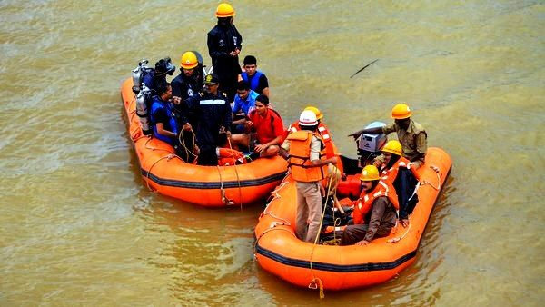 Search Operations By NDRF To Search For VG Siddhartha