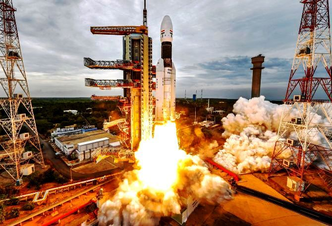 Successful Launch of Chandrayaan-2