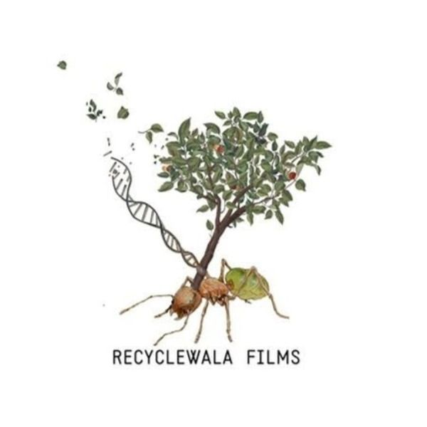 The Logo of Recyclewala Films