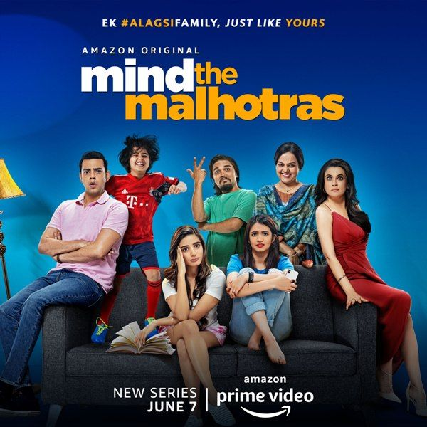 Urvashi Pardeshi-Mind The Malhotras