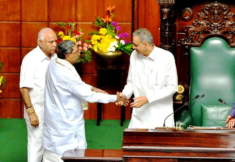 Vishweshwar Hegde Kageri appointed as the Speaker of the Karnataka Assembly