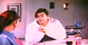 A Still From the Sana Fakhar's Film-Sangam (1997)