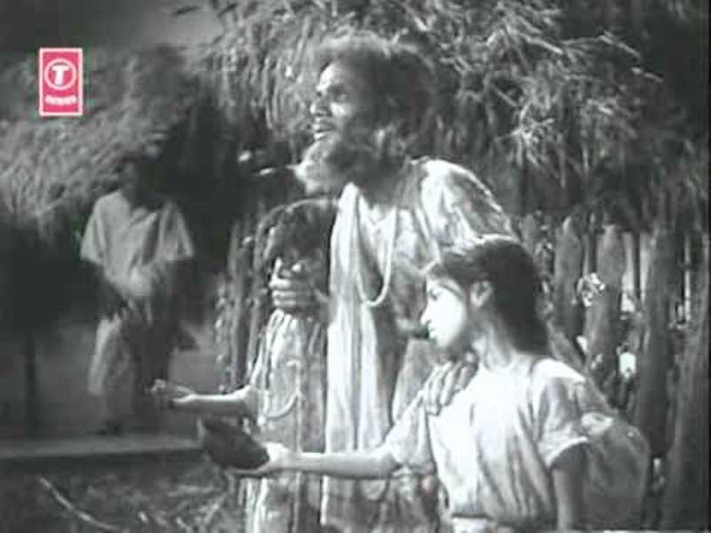 A Still from the Movie- Mashaal (1950)