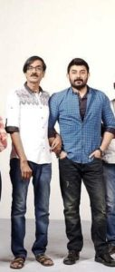 Arvind Swami With Manobala