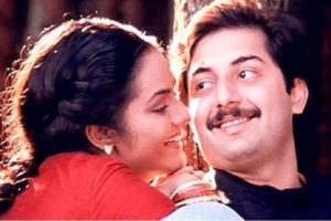 Arvind Swami in the Movie-Roja