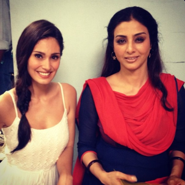 Bruna Abdullah with Tabu